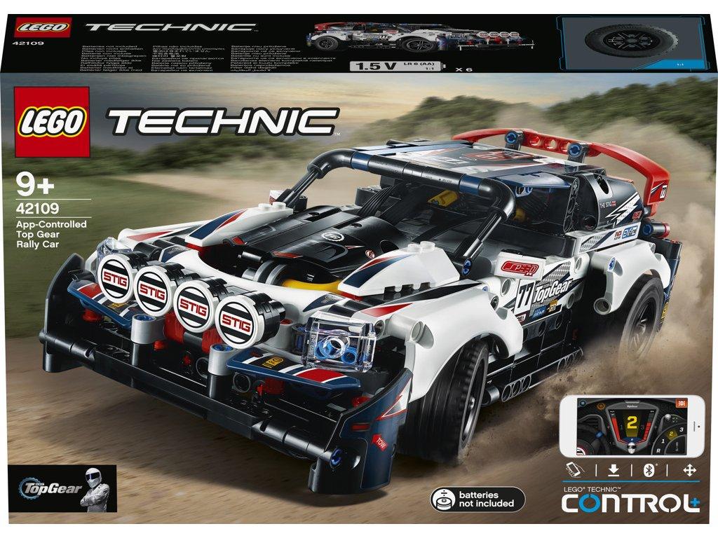 LEGO® Technic™ 42109 RC Top Gear závodní auto
