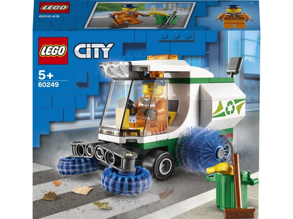 LEGO® City 60249 Čistící vůz
