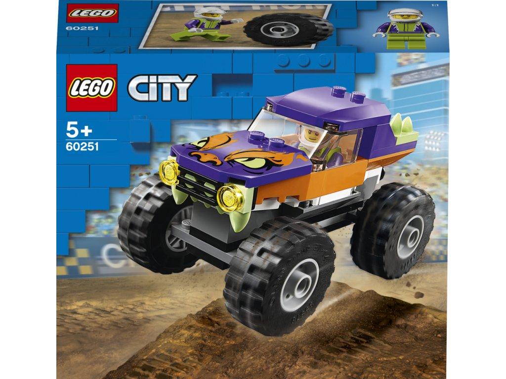 LEGO® City 60251 Monster truck