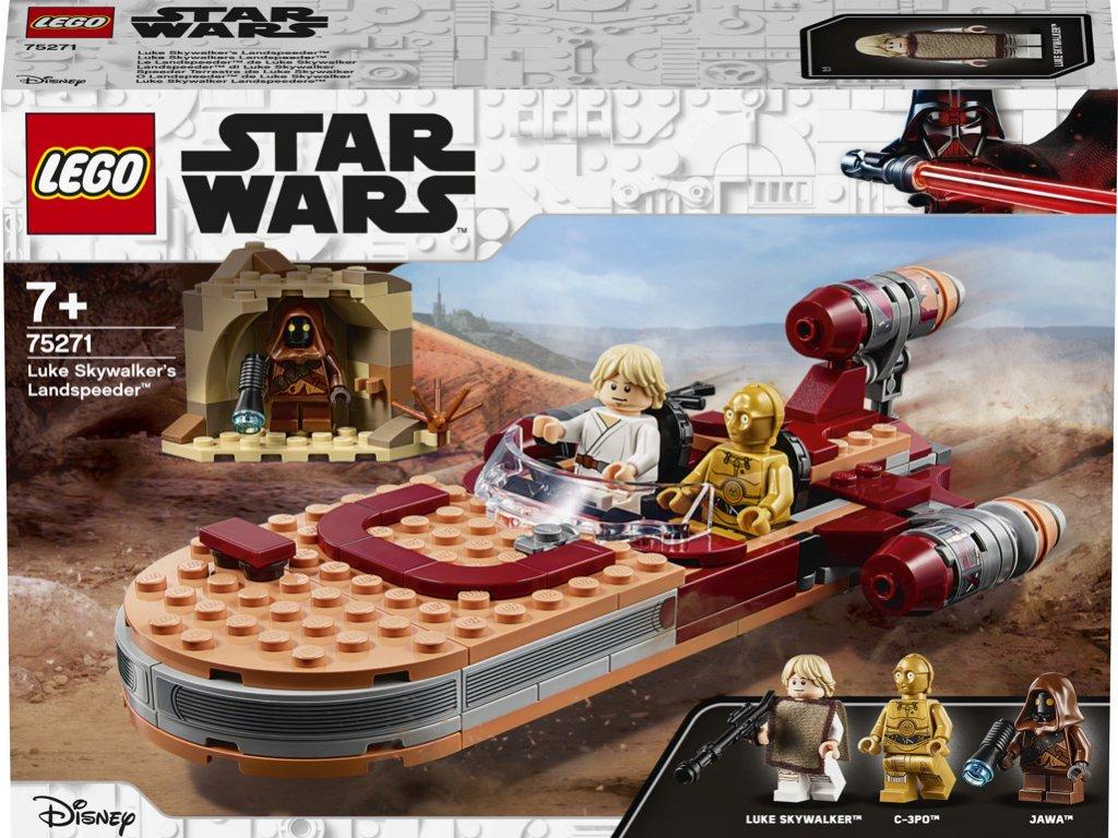 LEGO® Star Wars™ 75271 Pozemní spídr Luka Skywalke