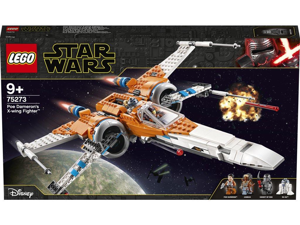 LEGO® Star Wars™ 75273 Stíhačka X-wing Poe Dameron