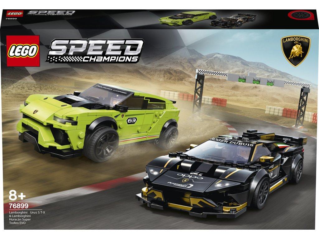 LEGO® Speed Champions 76899 Lamborghini Urus ST-X