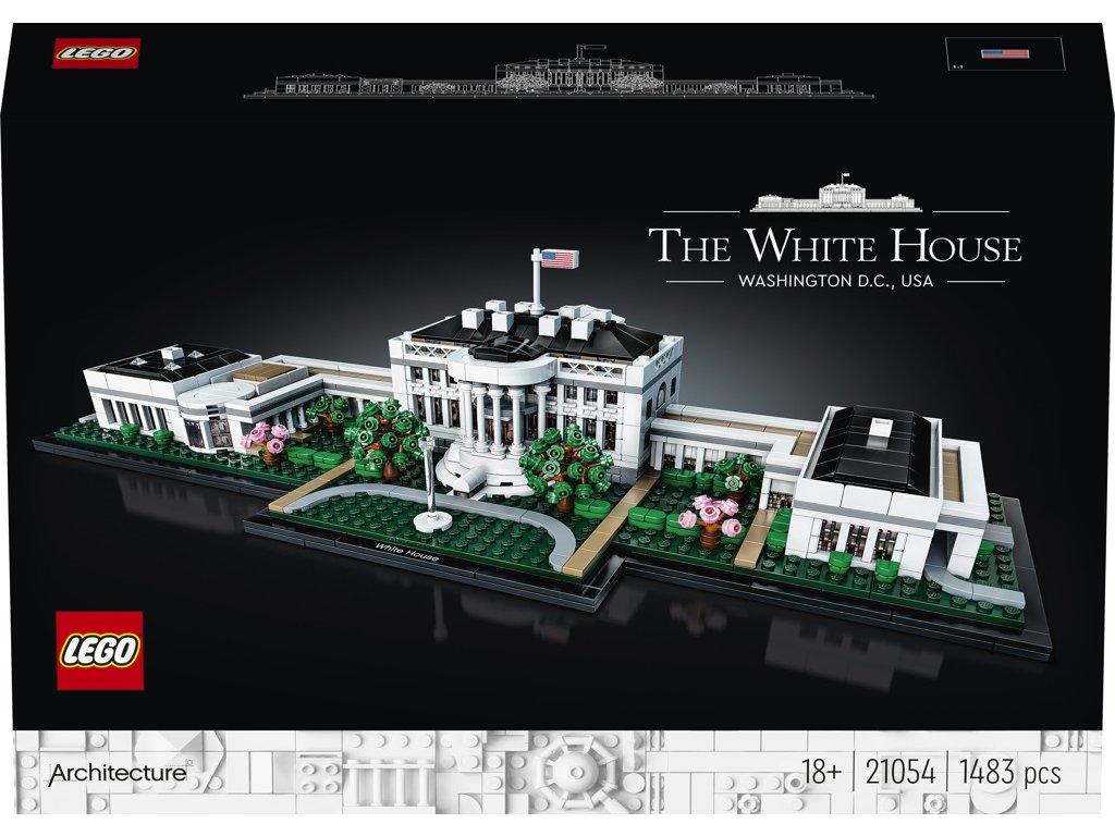 Lego Architecture Bílý dům