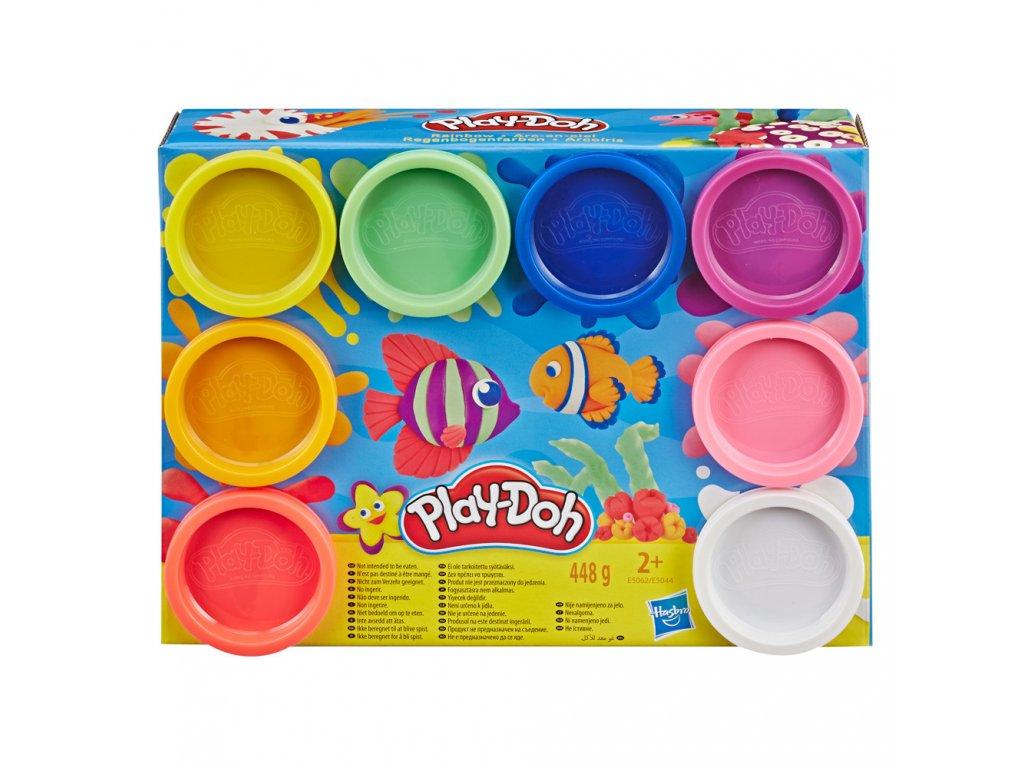 Play Doh 8 kelímků