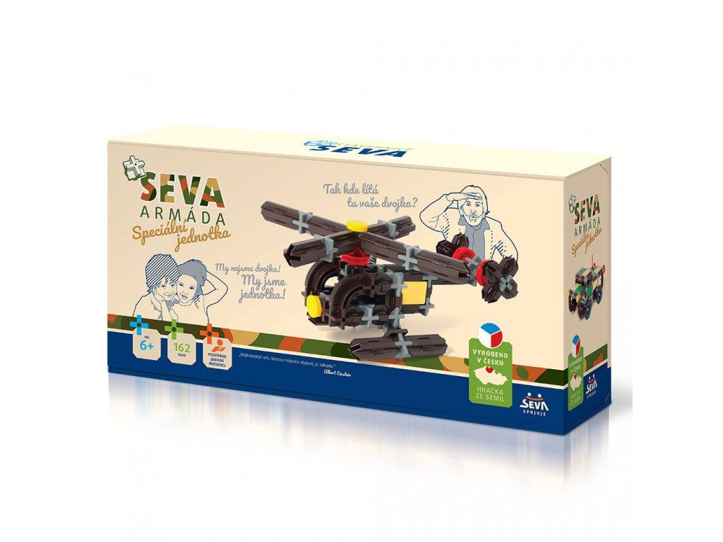 SEVA ARMÁDA - Speciální jednotka