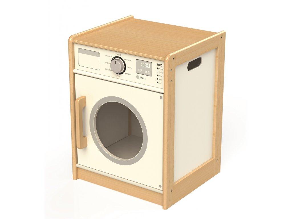 Tidlo Dřevěná pračka Education