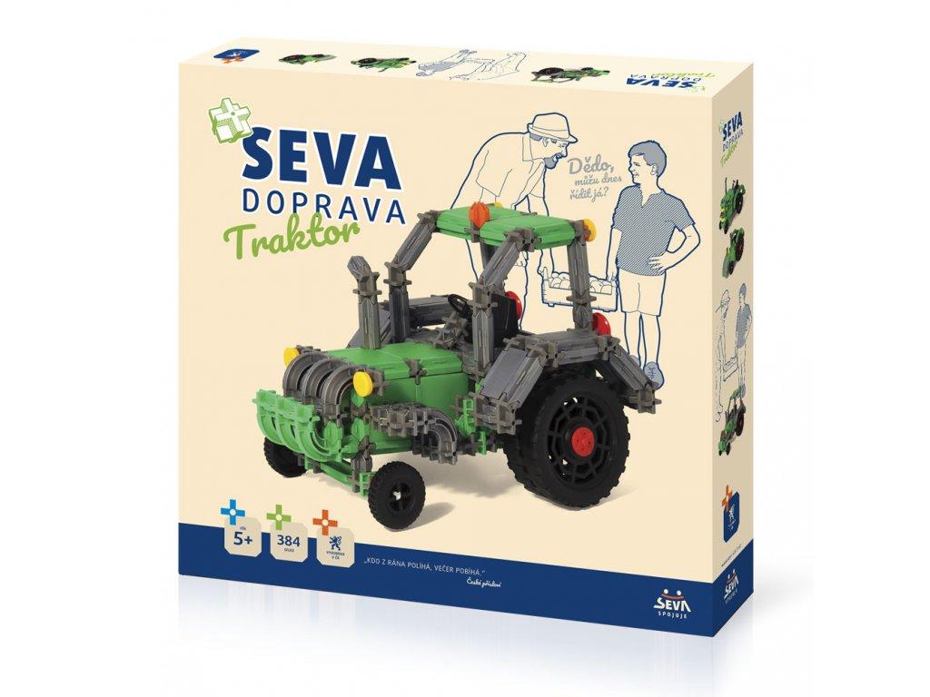 SEVA DOPRAVA - Traktor