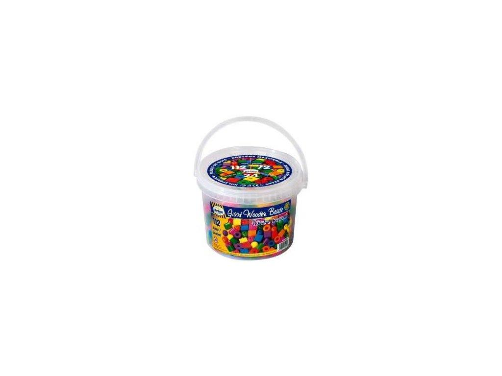 Detoa Maxi perle 112 ks, 20mm