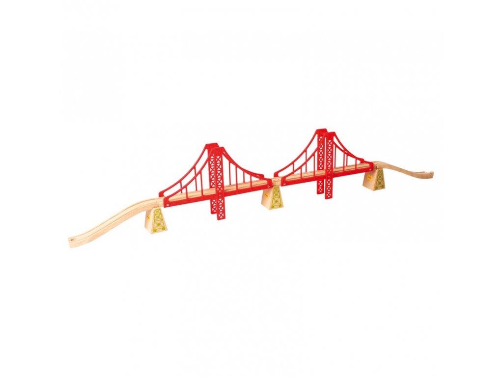 Bigjigs Rail Dvojitý železniční most