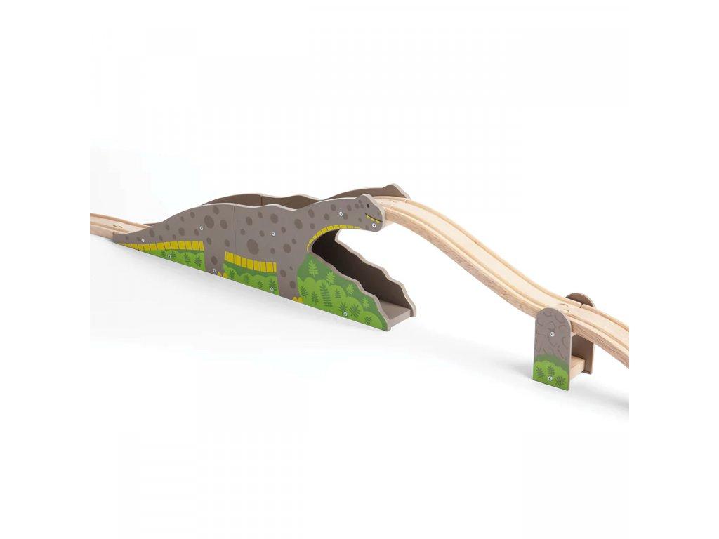 Bigjigs Rail Dinosauří most