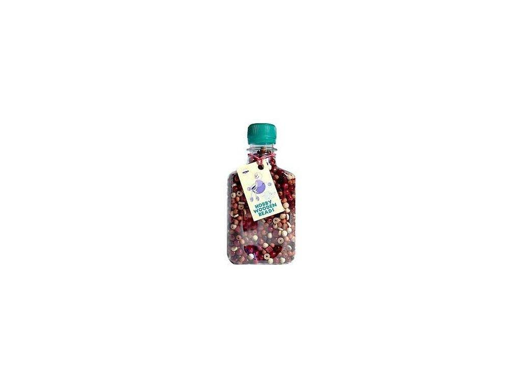 Detoa Dřevěné perle hnědo-přírodní 1000 ks