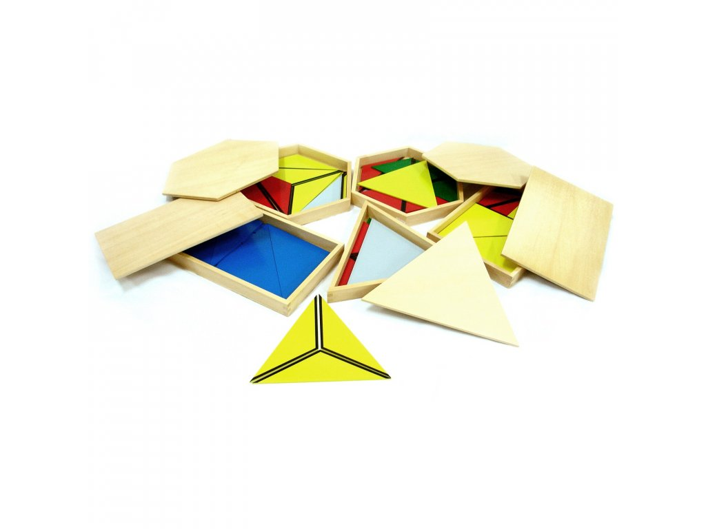 Konstrukční trojúhelníky