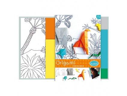 Origami Aladine džungle