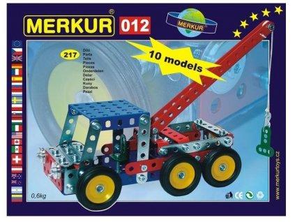Merkur 012 Odtahové vozidlo - 217 dílů