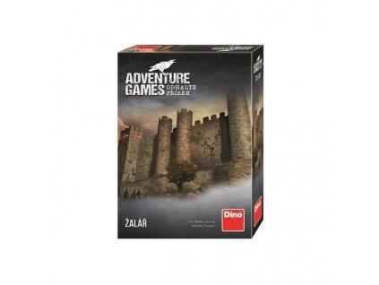 Dino Adventure games: Žalář