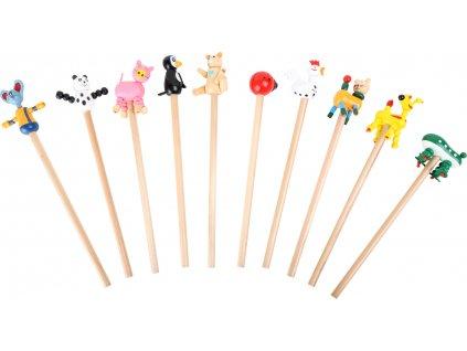 Small Foot Dřevěné tužky sada 10ks