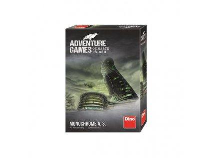 Dino Adventure games: Monochrome a.s.