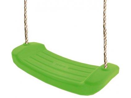 Houpačka - prkénko plastové zelené