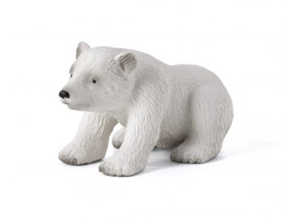 Lední medvěd mládě sedící / Mojo Animal Planet