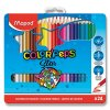 Pastelky Maped Color'Peps Metal Box 24 barev