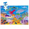 Bigjigs Toys Podlahové puzzle Podmořský svět 48dílků