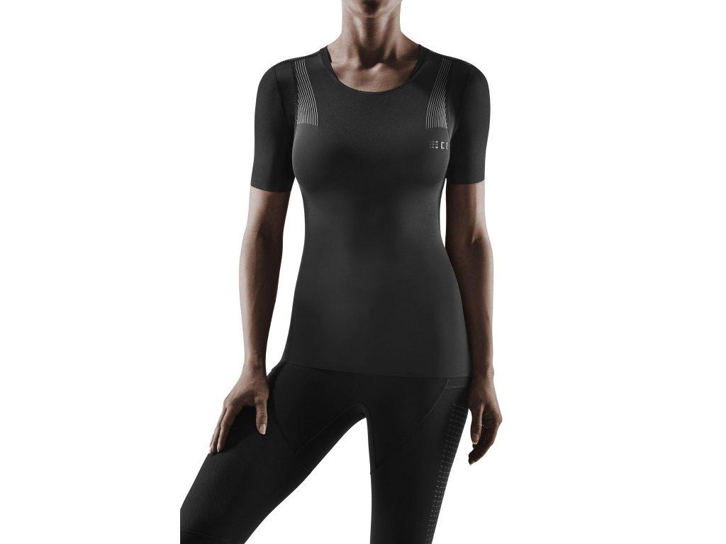 Wingtech Shirt SS black w front model 1536x1536px