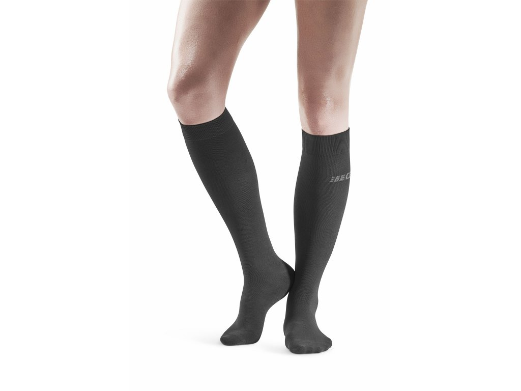 Business Socks black w front model 1536x1536px