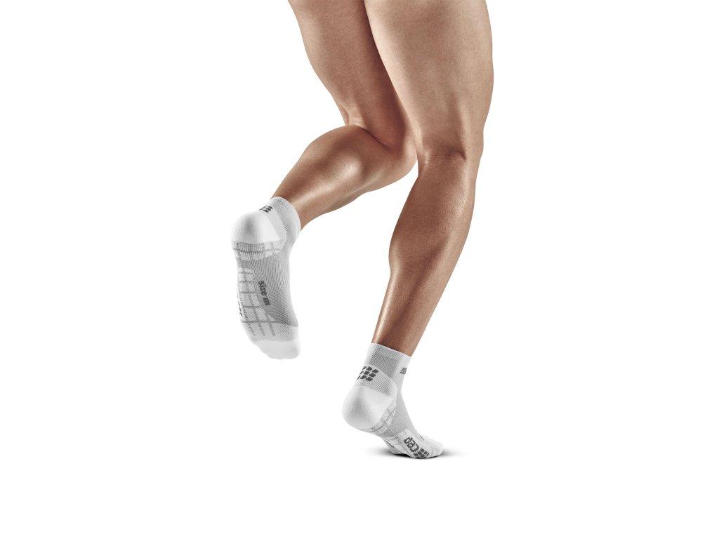 Ultralight Low Cut Socks electricblue lightgrey m front model 1536x1536px