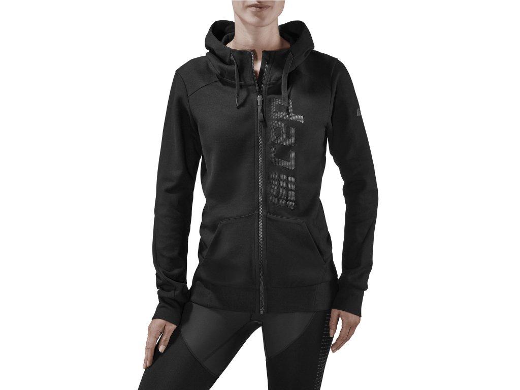Brand Zip Hoody black w front model 1536x1536px