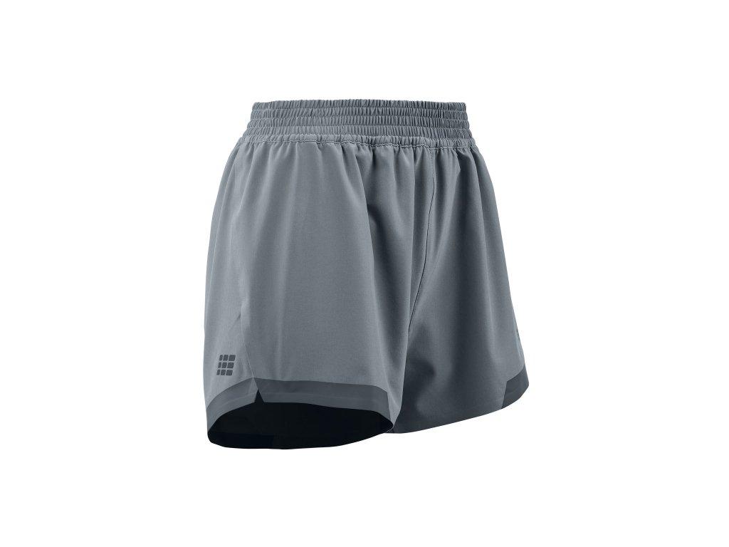 Volné tréninkové šortky Dámské