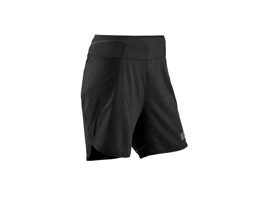 Volné sportovní šortky Dámské