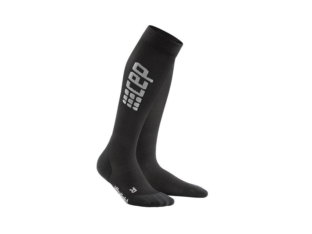 Run Ultralight Compression Socks black grey 1536x1536px