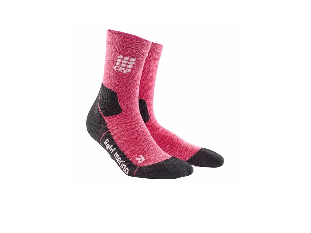 Outdoorové ponožky ULTRALIGHT MERINO Dámské
