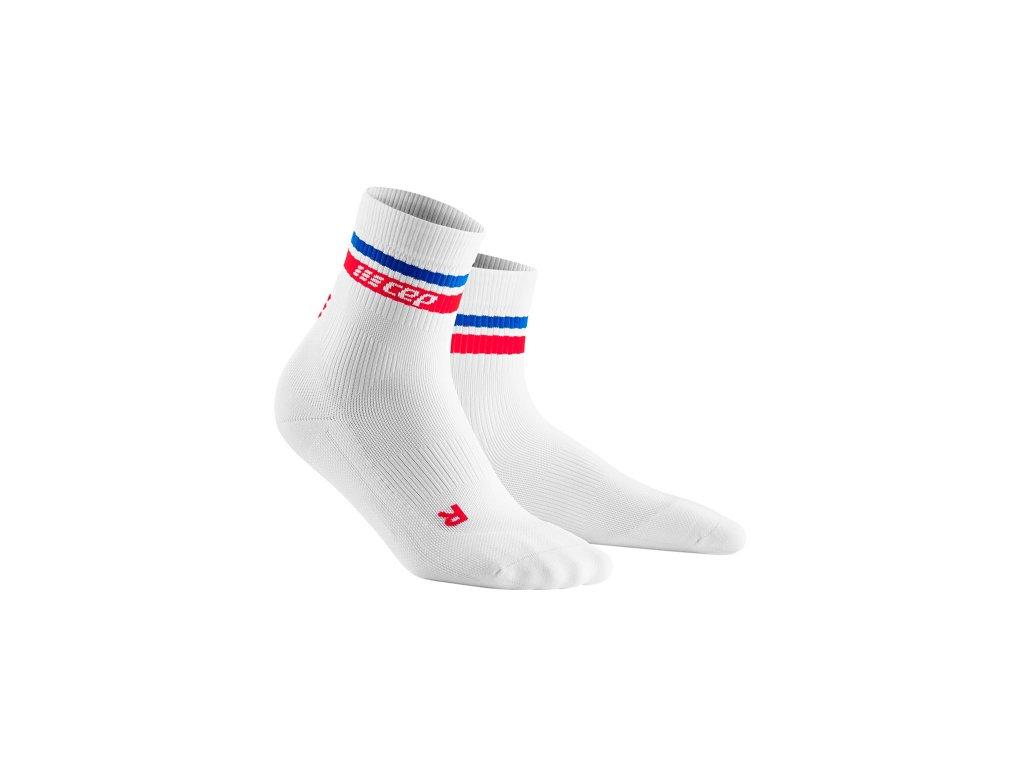 Krátké ponožky RETRO (80. léta) Dámské