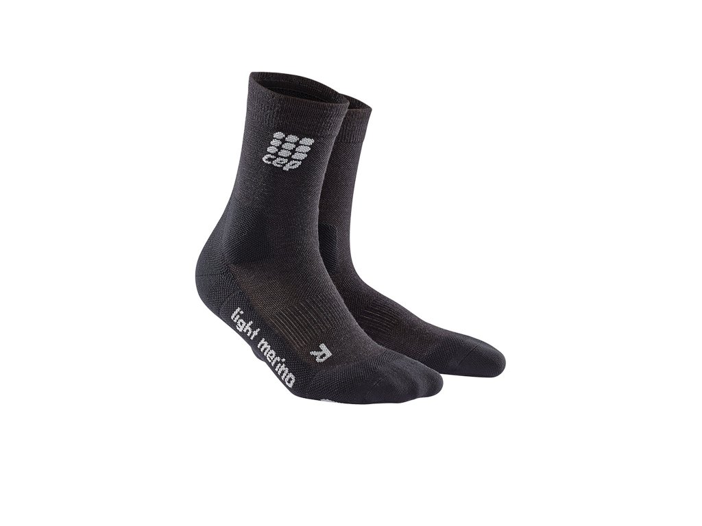 Outdoorové ponožky ULTRALIGHT MERINO Pánské