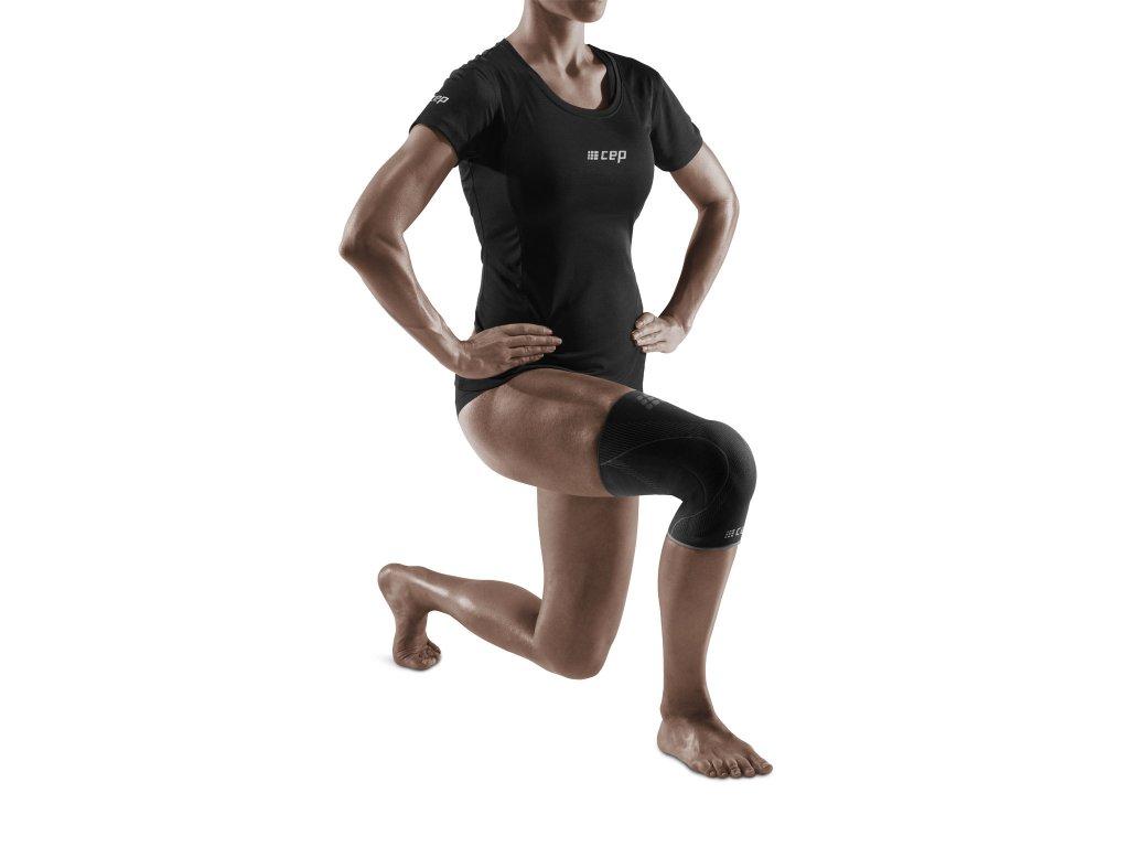 Knee Brace black w WO14L1 front model 1536x1536px