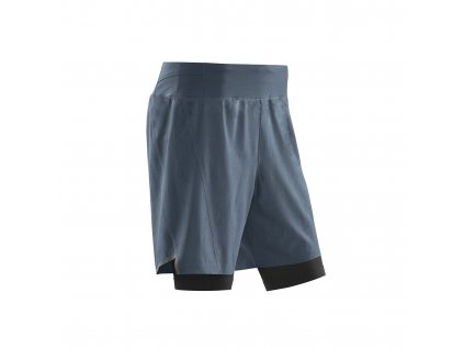 Run 2in1 Shorts grey black m front 1536x1536px