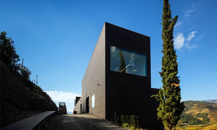 Architektura: 8 moderních vinařství