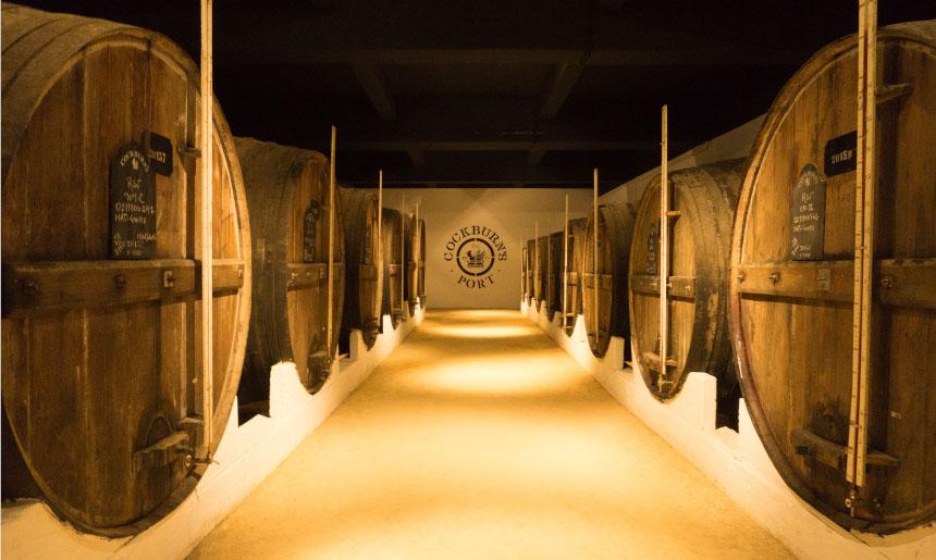 Komu patří velké značky portských vín?