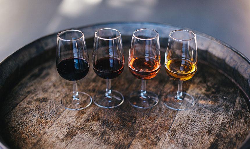 Průvodce vínem z Madeiry