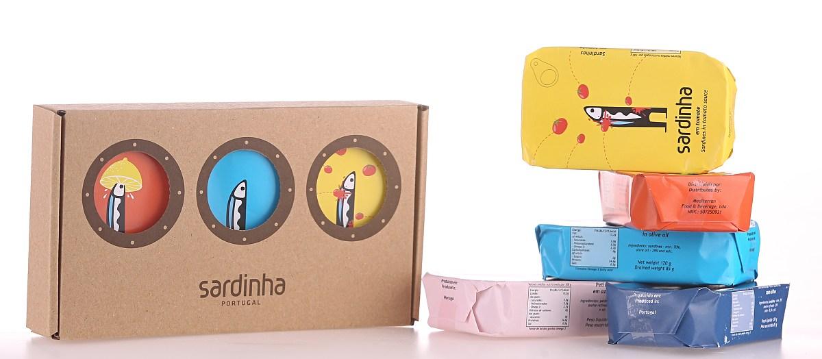 Sardinky a BAG-IN-BOXy jsou opět skladem