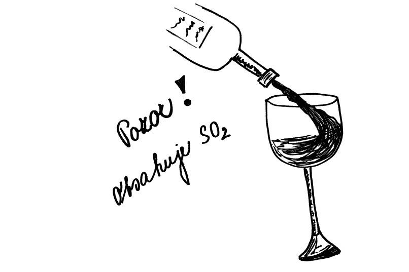 Straší nás siřičitany ve víně oprávněně?