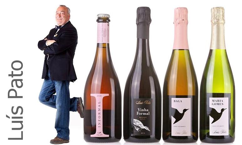 šumivá vína Luís Pato