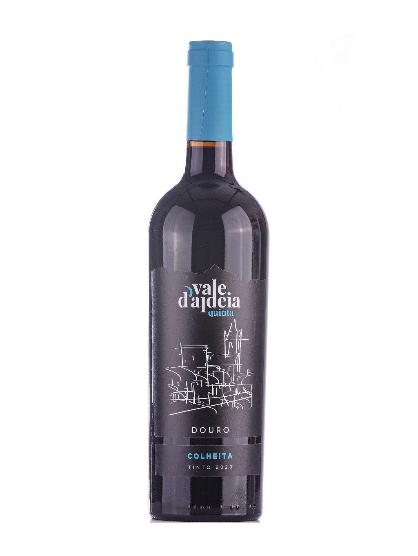 plné červené víno Aldeia DOC 2017 Douro