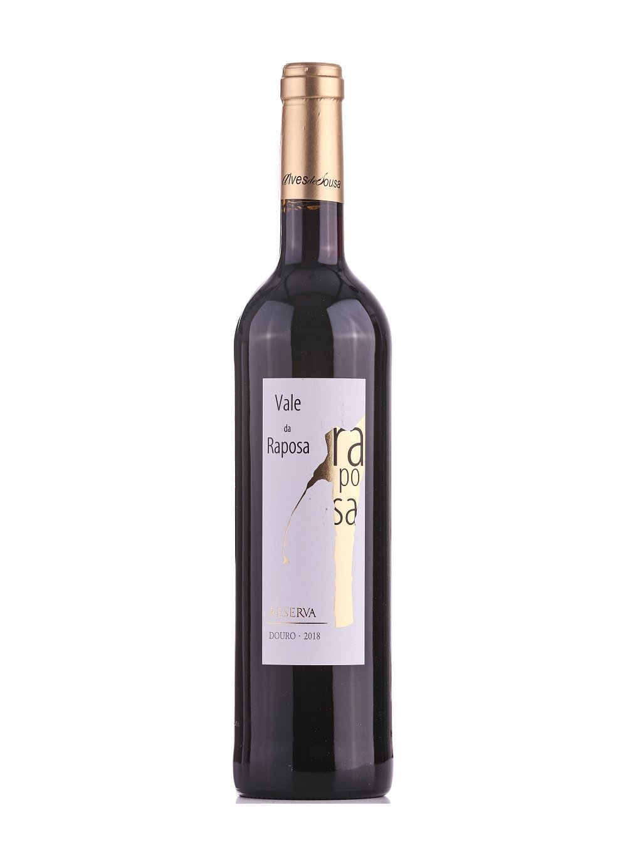 červené víno Vale da Raposa Reserva DOC 2017 Douro