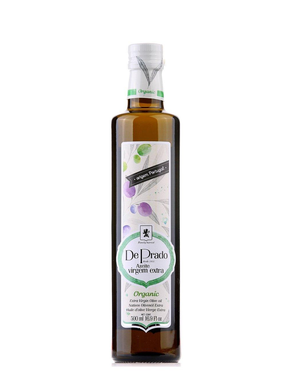 extra panenský BIO olivový olej DePrado