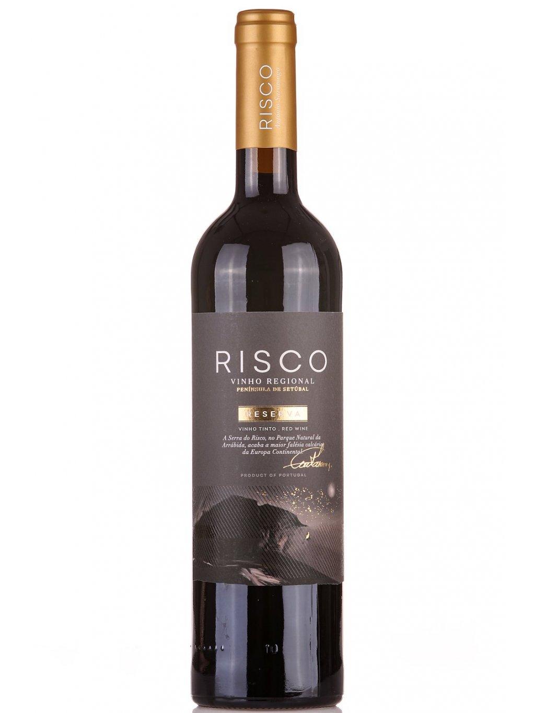 červené víno Risco Reserva 2018
