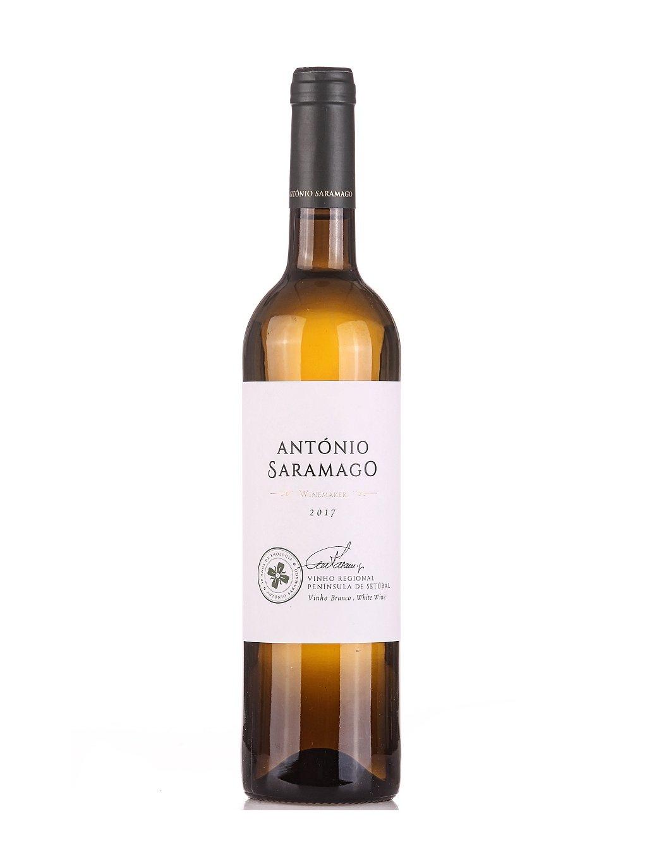 bílé víno Antonio Saramago 2017