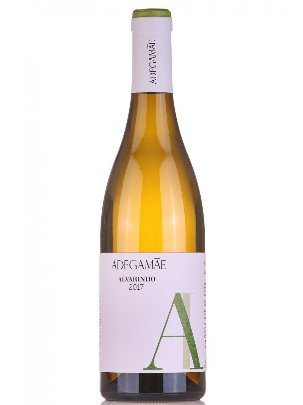 bílé víno Alvarinho 2017