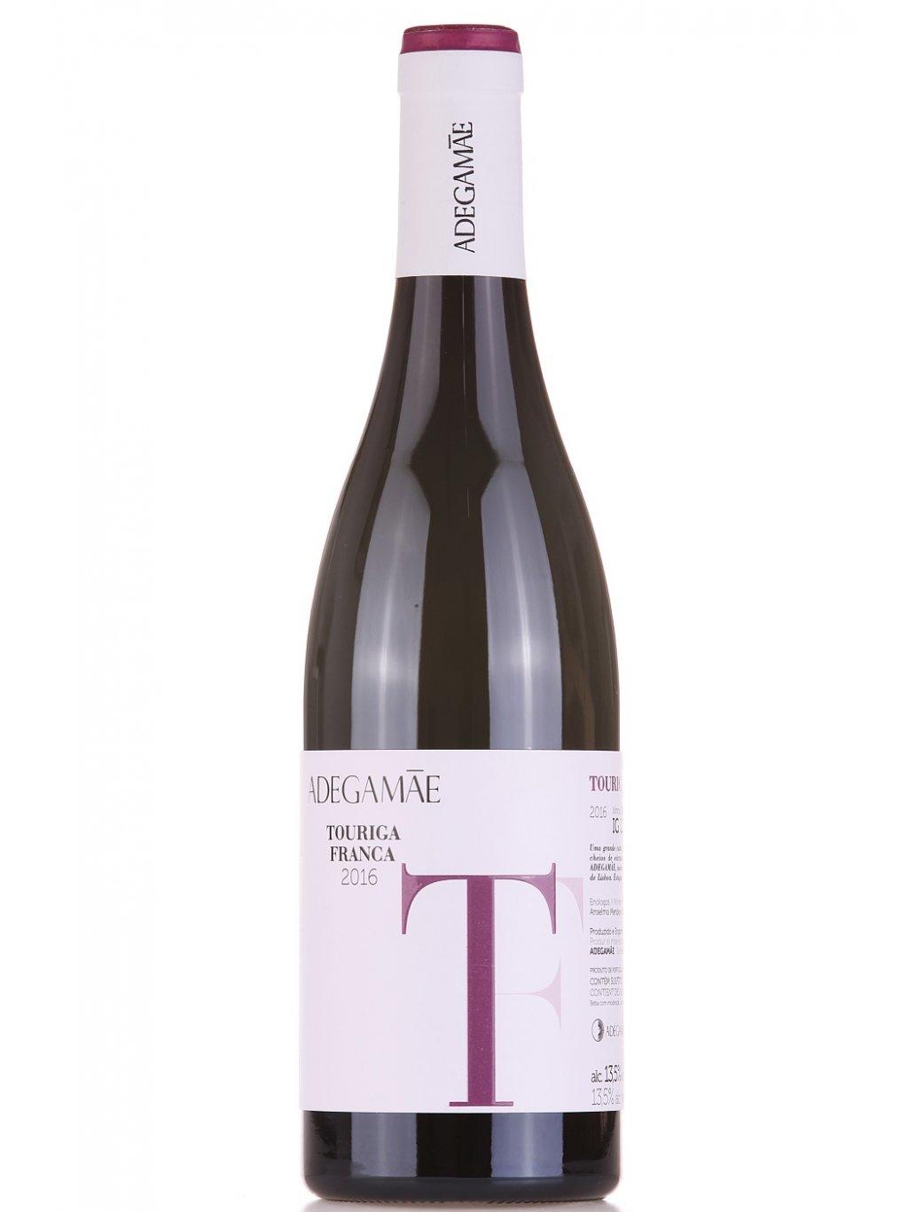 červené víno Tourgia Franca 2016